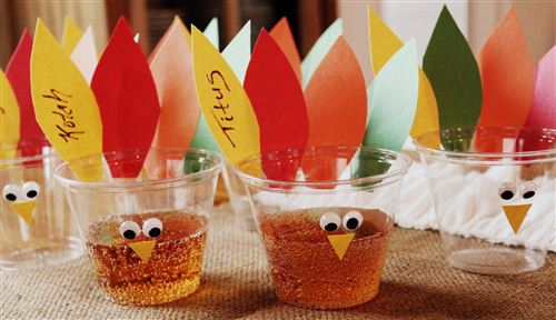 Beautiful Thanksgiving Decorations For Kids