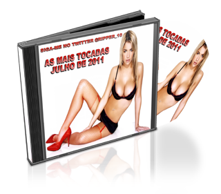 Download CD As Mais Tocadas de Julho 2011