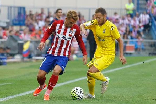 Atletico Madrid Kalahkan Las Palmas Dengan Skor Tipis 1-0