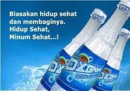 Manfaat Air oksigen