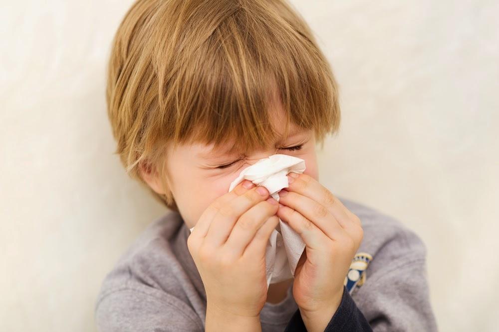 Obati batuk pilek anak dengan alami