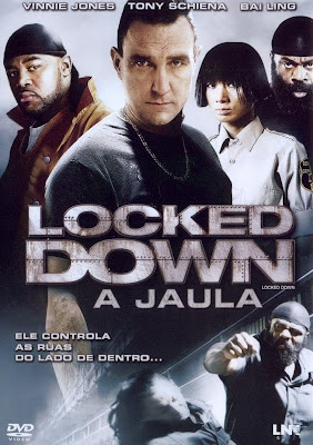 Locked Down: A Jaula - DVDRip Dual Áudio