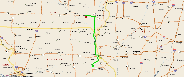 Roving Reports By Doug P 2013 17 Fairfield Iowa
