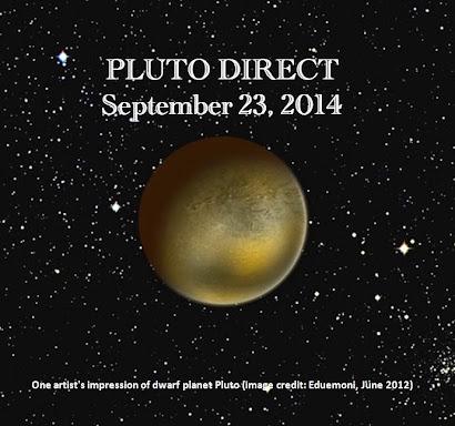 Station Notice: Pluto