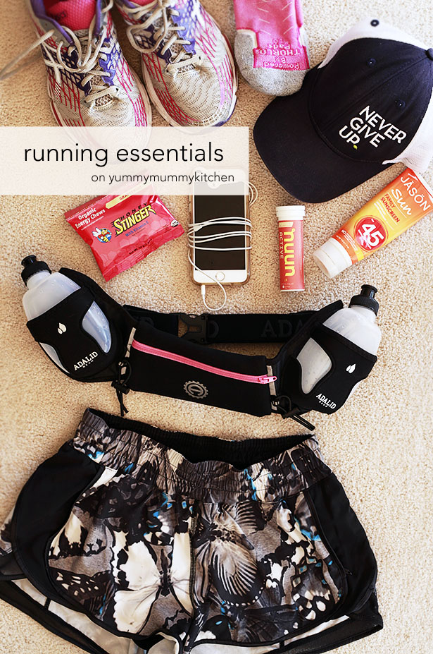 running essentials