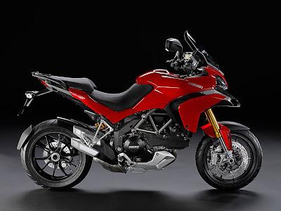 2011 Ducati Multistrada 1200S Sport Motorcycle