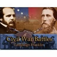 Civil War Battles Campaign Franklin