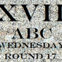 ABC Wednesday, pet blog