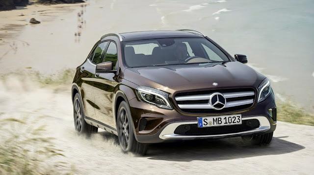 Mercedes%2BBenz%2BGLA%2BClass மெர்சிடிஸ் பென்ஸ் உற்பத்தி அதிகரிப்பு