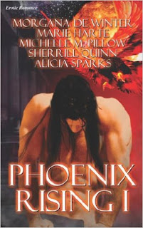 http://www.amazon.com/Phoenix-Rising-I-Morgana-Winter/dp/1586088815/