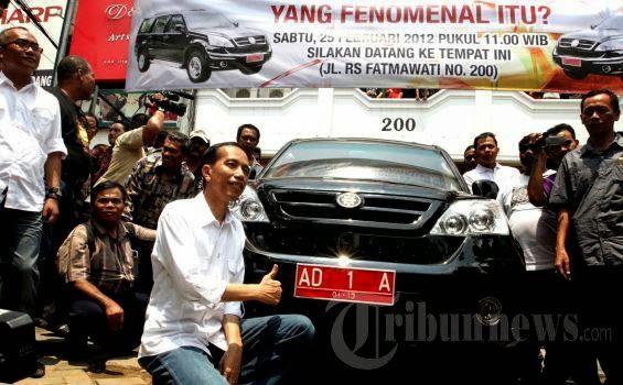 Kedustaan Jokowi Terungkap