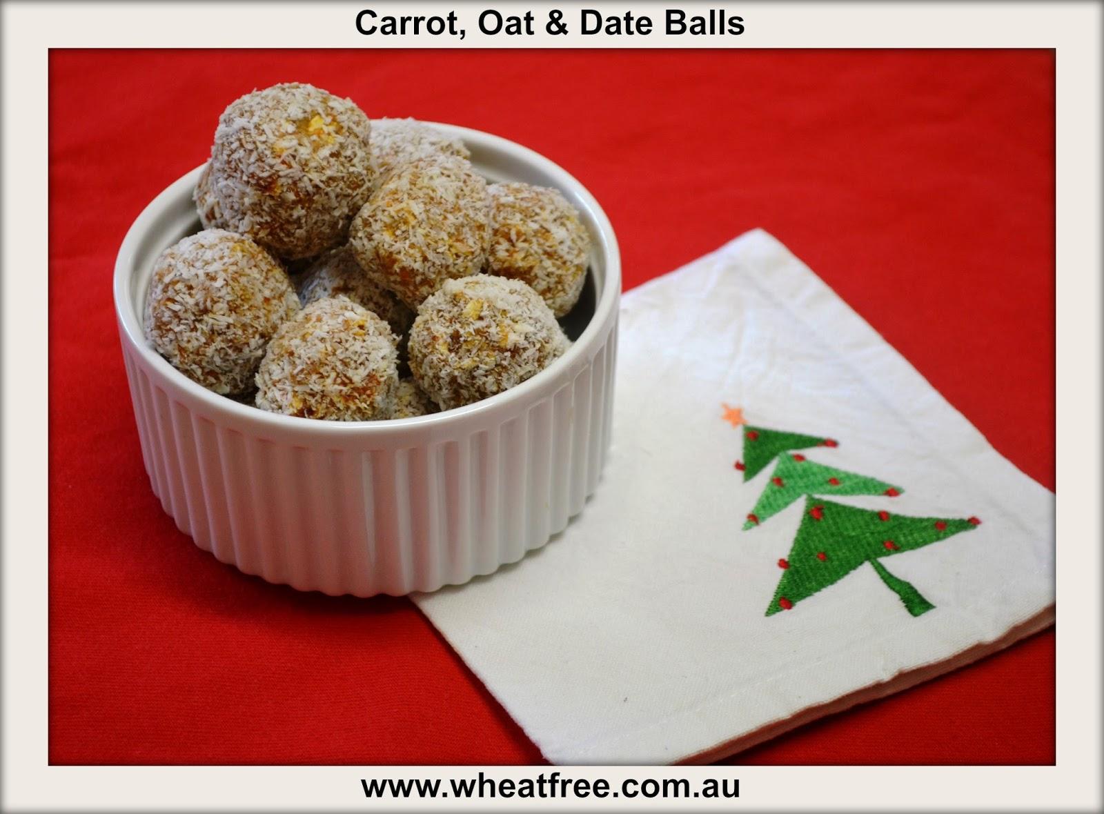 Date balls in Australia