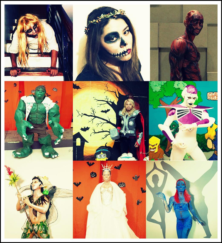 awesome list of cebu halloween costumes - cebu's face | travel