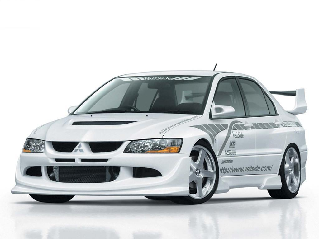 Mitsubishi Evo X ~ New Car Girl