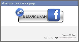 Facebook Like Badge,jejaring sosial,tombol like