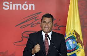 Correa Ecuador Social Network