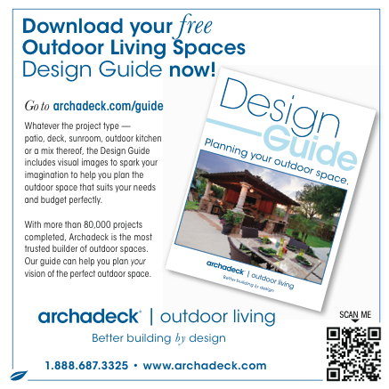 Web Wise Rants And Raves Archadeck Outdoor Living Design Guide Launches New Lead Generation ...