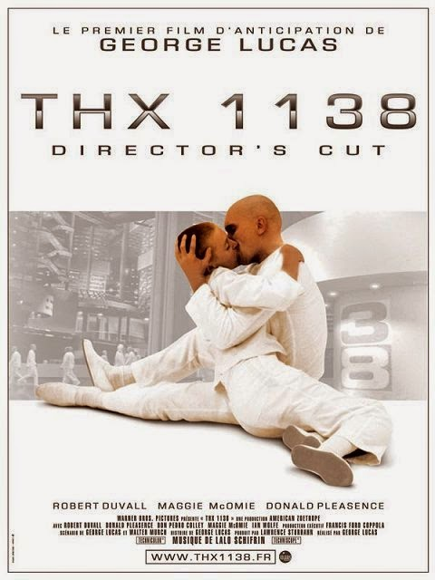 THX 1138 (George Lucas,1971) BrRip VOSE