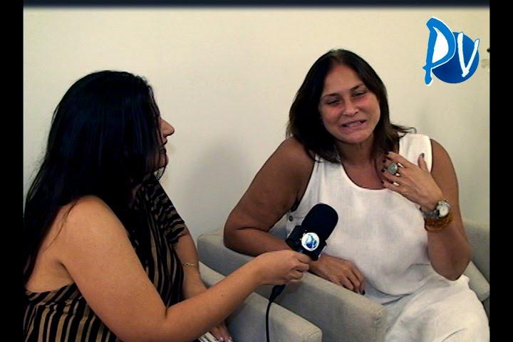 Luciana Oliveira e Fafá de Belém