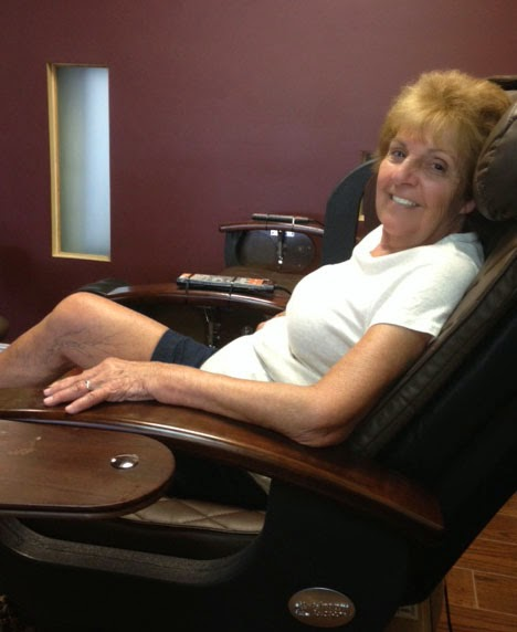 Grams Pedicure