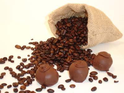 Receita de Trufas de Café