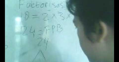 Laporan Ptk Pkp Matematika Sd 5 Kpk Fpb Pusat Makalah