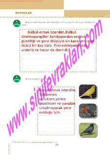6.Sinif  Turkce Doku Yayinlari Ogrenci Calisma Kitabi Sayfa 96