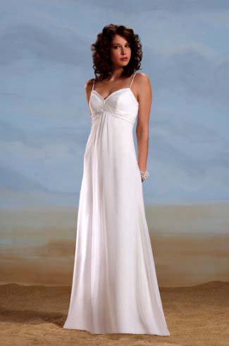 Wedding dress tips for choose your wedding dress for Bra under wedding dress