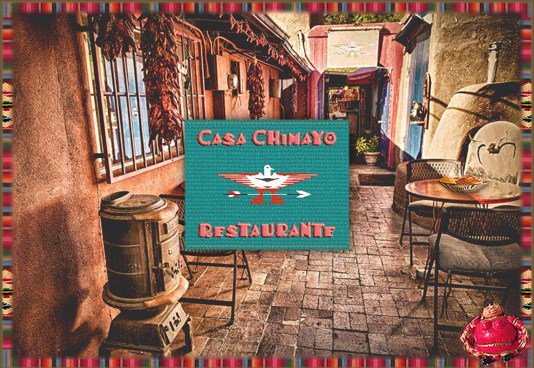 Casa Chimayo Santa Fe New Mexico