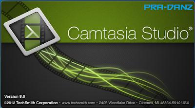 Download Camtasia Studio Screen Recording V8.2.1