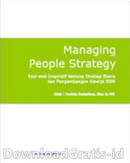 Ebook Strategi Bisnis Dan Pengembangan SDM