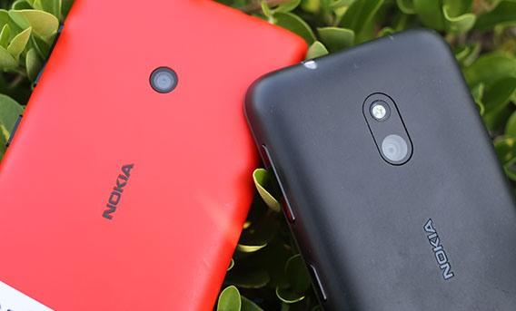 Lumia 520 не имеет вспышки
