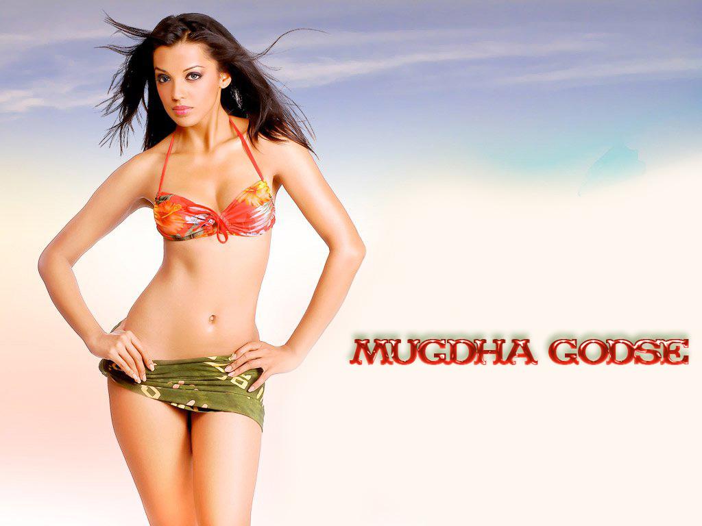 Actress Mugdha Godse Hot Photoshoot Stills Bollywood Actress