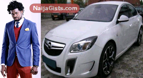 basketmouth opel insignia car 2013 pictures