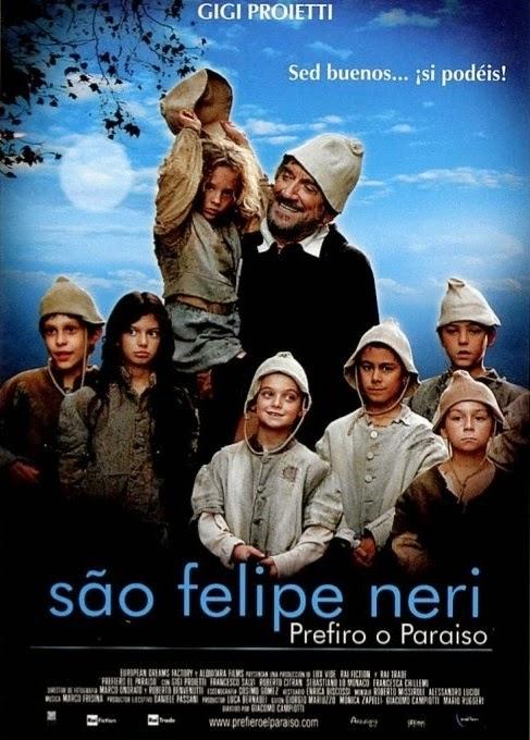 São Felipe Neri: Prefiro o Paraíso – Parte 1 – Dublado (2010)