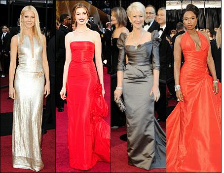 Best and Worst Dressed Oscars 2011, Best Dressed, Worst Dressed, Oscars 2011, Oscars 2011 Dress