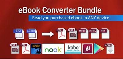 eBook Converter Bundle v3.9.902.354 portable