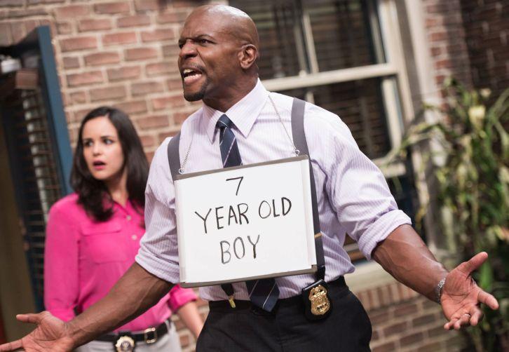 Brooklyn Nine-Nine - Episode 2.01 - Undercover - Promotional Photos
