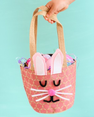 Turn any bag into a BUNNY!