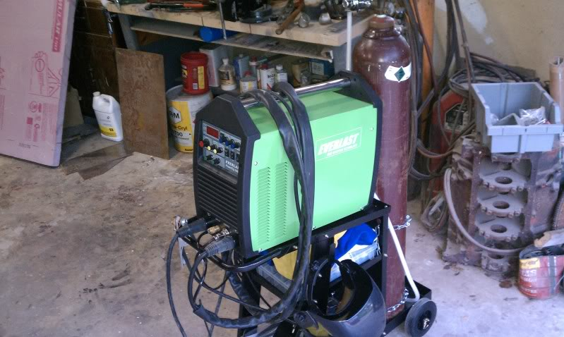 everlast welding machine reviews