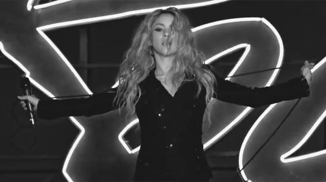 Shakira y el Rock!