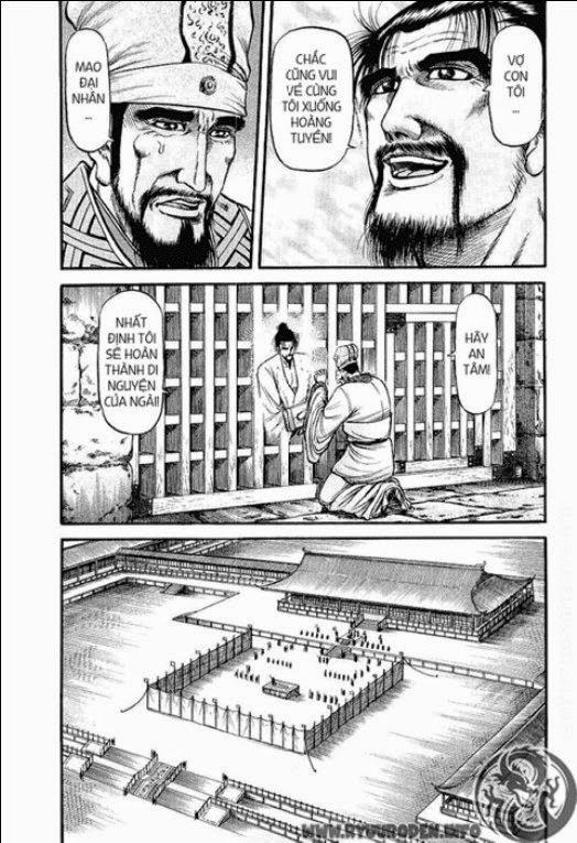 Chú Bé Rồng - Ryuuroden chap 81 - Trang 27