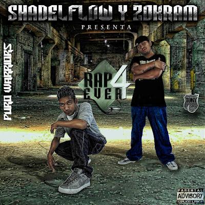 Shadelflow & Zokram - Disco Rap4Ever