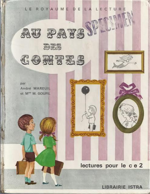 Mareuil, Goupil, Au Pays des Contes (CE2)