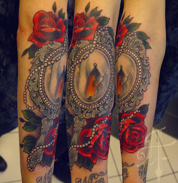 #9 Best Flowers Tattoo Designs