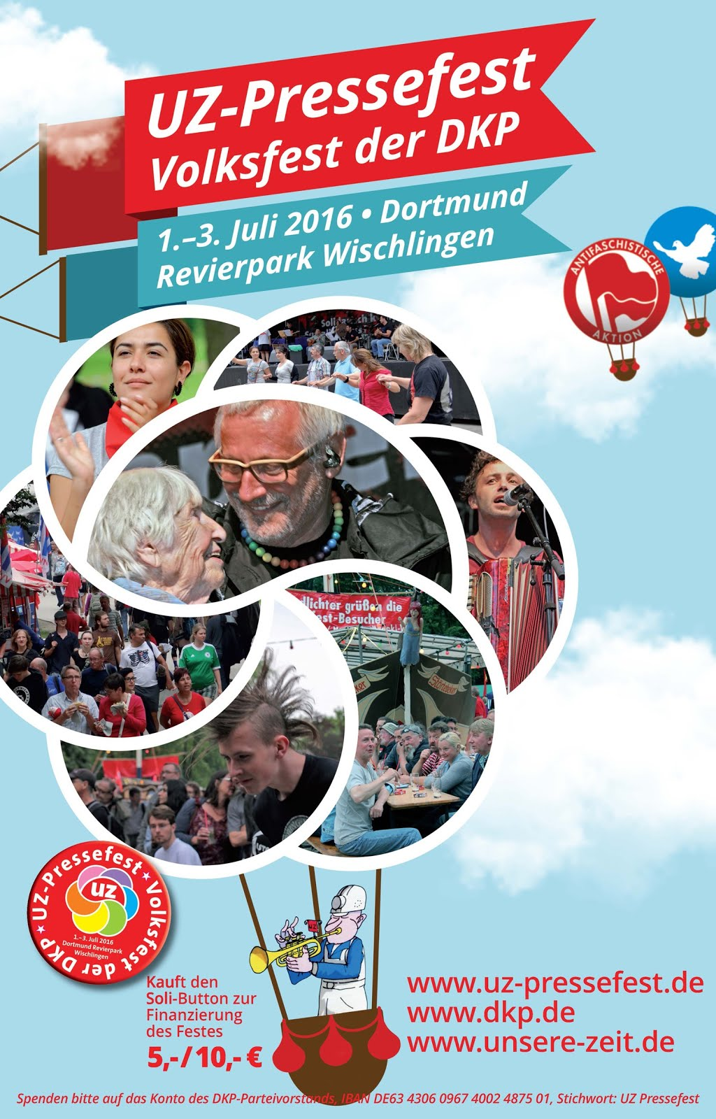 UZ-Pressefest 2016