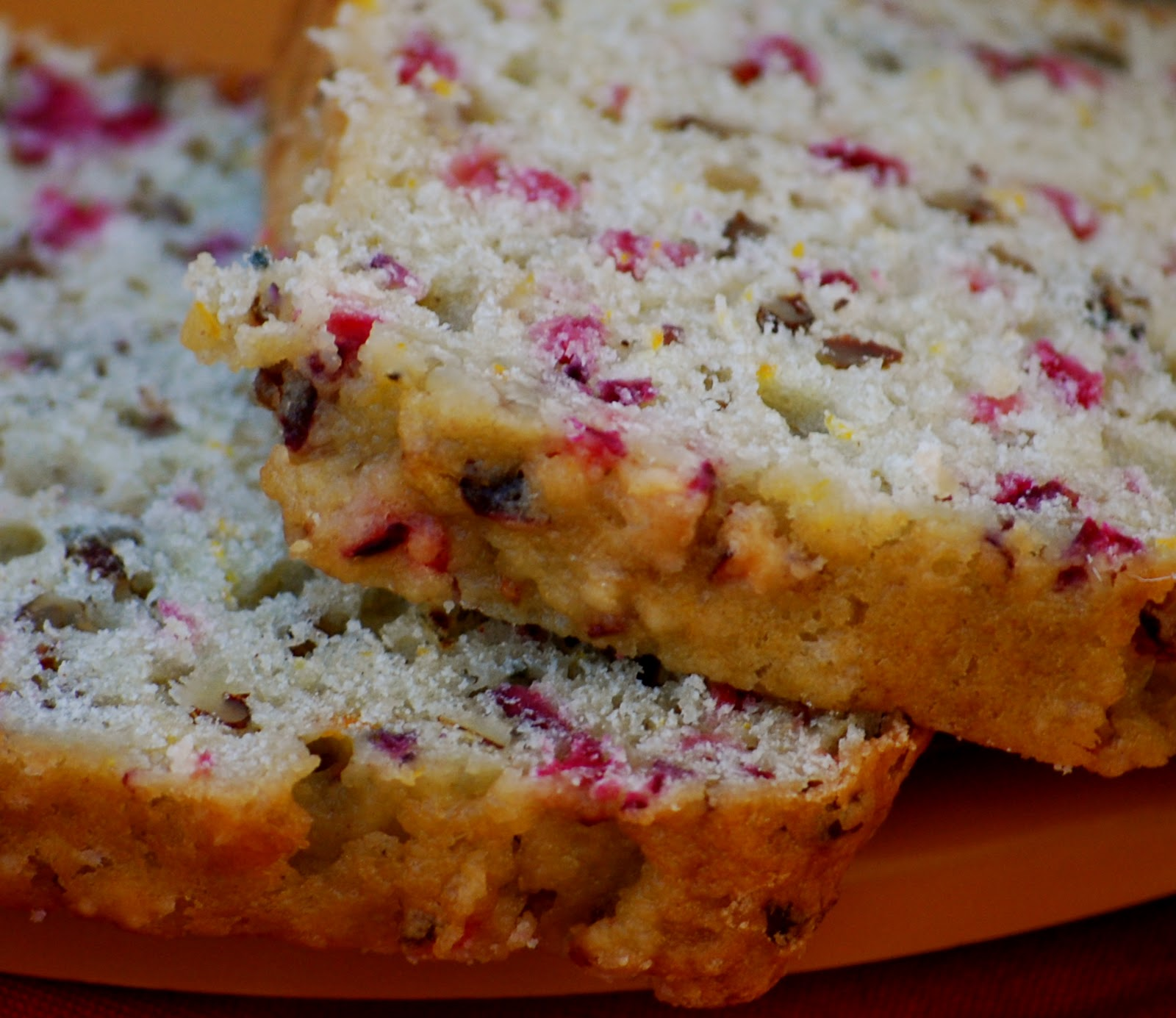 ... Orange Cranberry Bread is perfect for Thanksgiving or Christmas guests