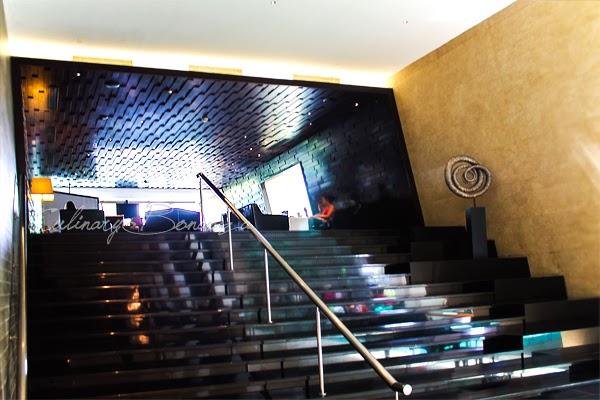 Magma Lounge at Hilton Bandung