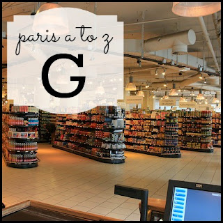 Paris A to Z: G is for La Grande Epicerie
