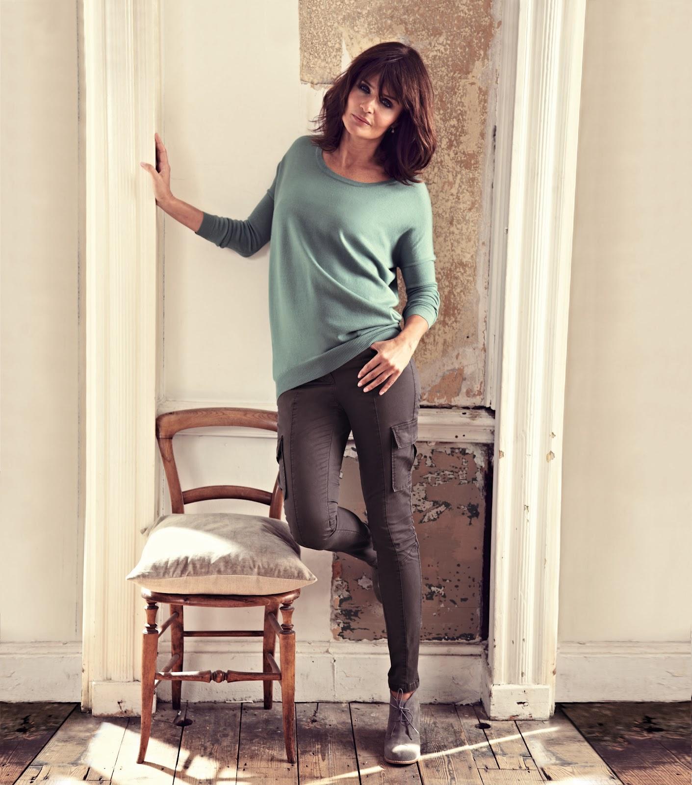 Helena Christensen And Boden Women Sweatshirts